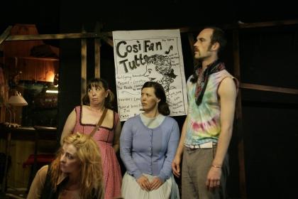 Cosi. Kings Head Theatre. London, UK.